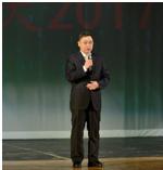 中国驻美国大使馆公使李克新